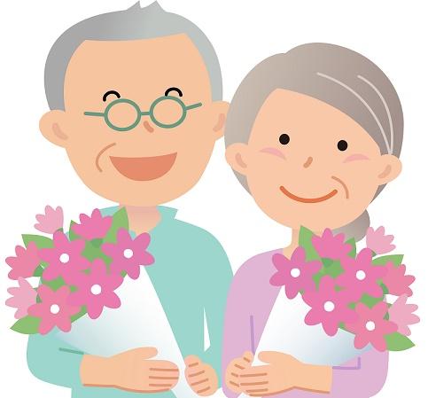 花屋を営む夫婦